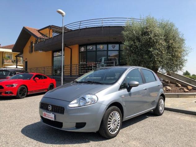 Fiat grande punto 1.4 5 porte dynamic - unico proprietario