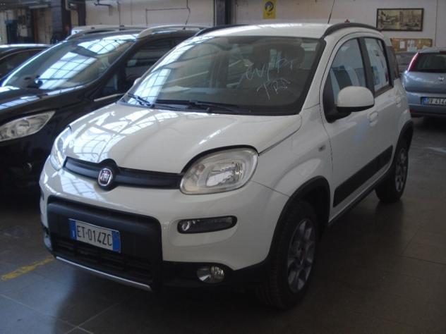 FIAT Panda 1.3 MJT S&S 4x4 rif. 8544297