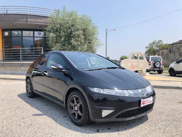 Honda civic 2.2 i-ctdi 5p. sport dpf - km certificati rif.