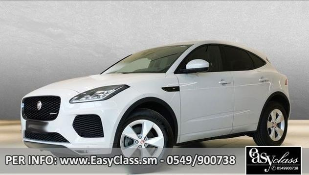 Jaguar e-pace 2.0d 150 cv awd aut. led navi cruise control