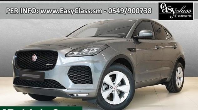 Jaguar e-pace 2.0d 180 cv awd aut. r-dynamic led pelle navi