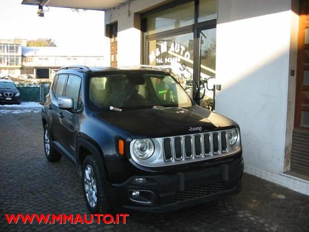 JEEP Renegade 1.4 MultiAir DDCT Limited rif. 10425427