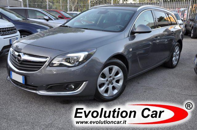 Opel Insignia 2.0 CDTI 170 CV SPORT TOURER COSMO NAVI PELLE