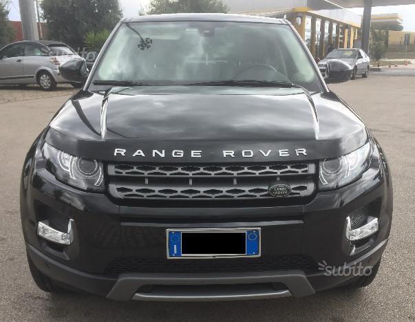 Range Rover Evoque Automatica - 2014