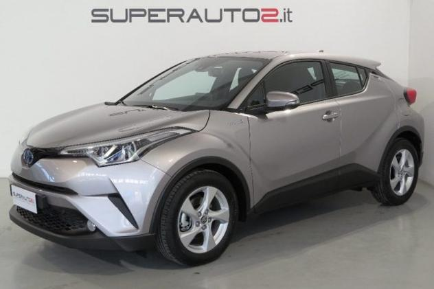 TOYOTA C-HR 1.8 Hybrid E-CVT Business - with S2 EASY rif.