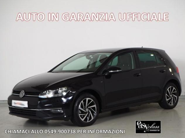 VOLKSWAGEN Golf 1.5 TSI 150 CV ACT DSG 5p. JOIN NAVI VIRTUAL