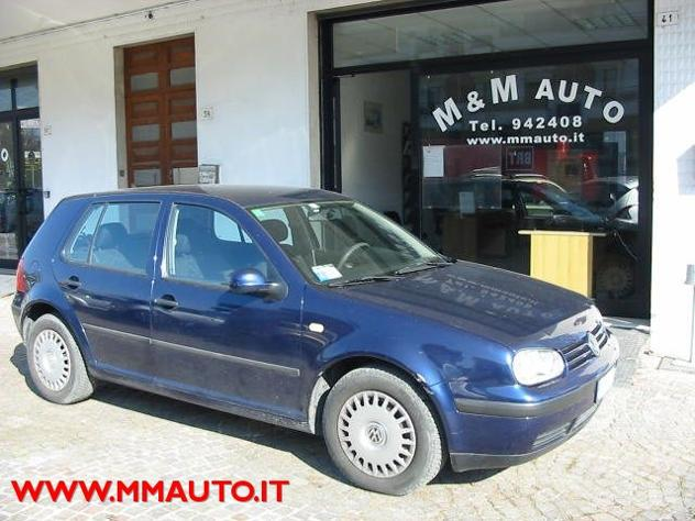 Volkswagen golf 1.9 tdi/90 cv cat 5 porte clima!!!! rif.