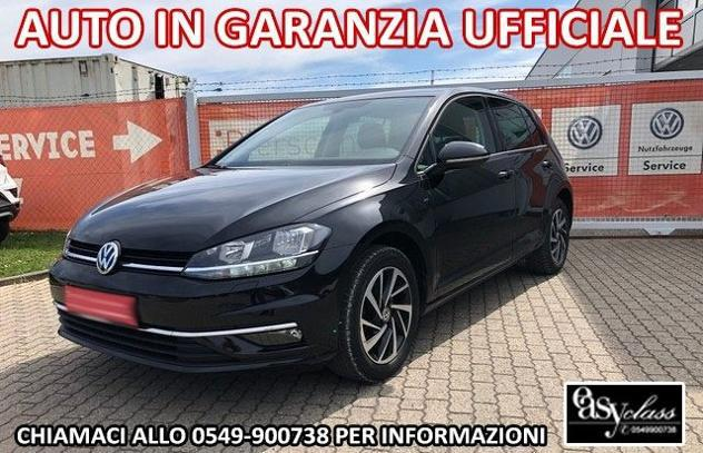 Volkswagen golf 2.0 tdi 5p. dsg join navi app-connect pdc