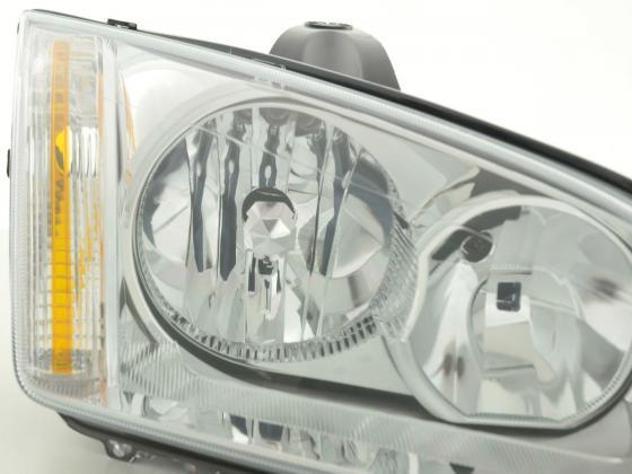 Accessori faro destro ford focus 4/5 porte anno di costr.