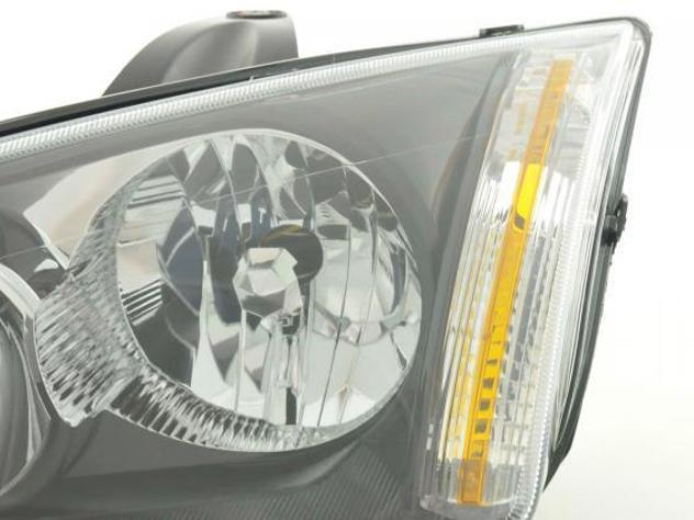 Accessori faro sinistro ford focus 4/5 porte anno di costr.