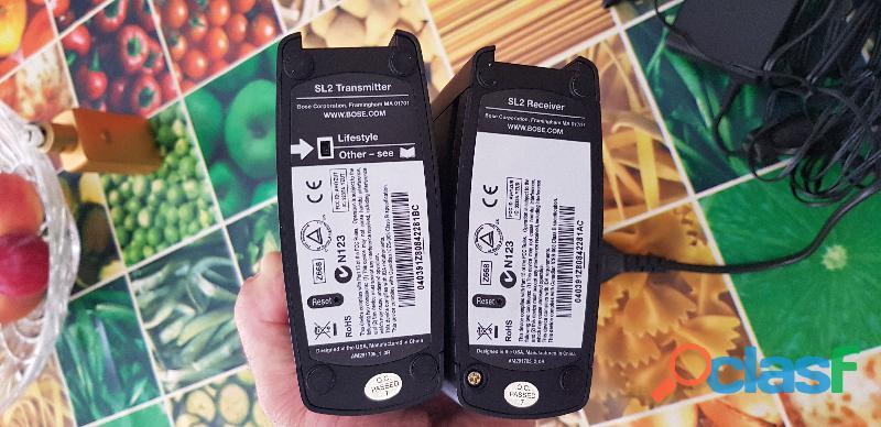 Bose trasmettitore wireless surround 4