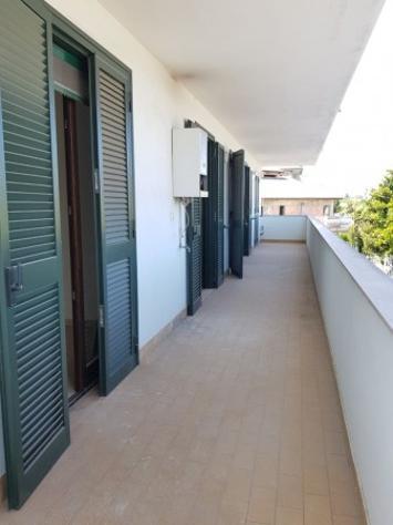 Appartamento di 120 m² con 2 locali e box auto in affitto a