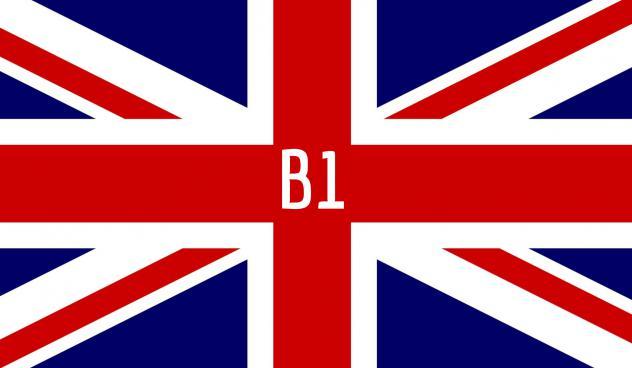 Corso di inglese b1