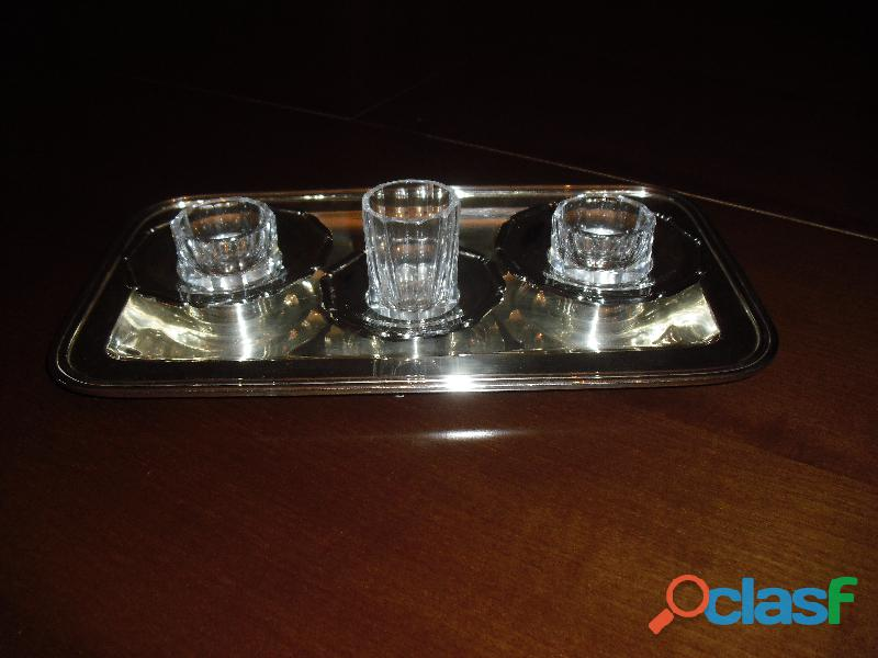argento 800 vassoio sale pepe con base 1