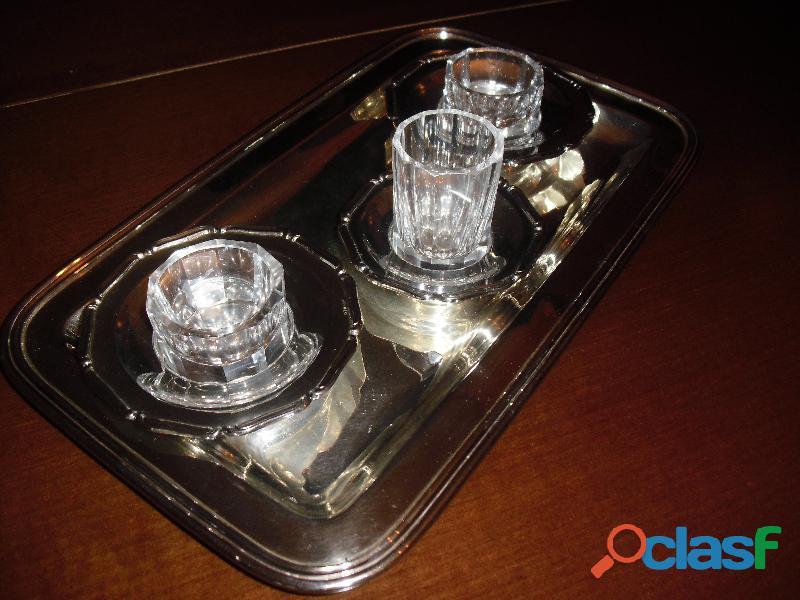argento 800 vassoio sale pepe con base 4
