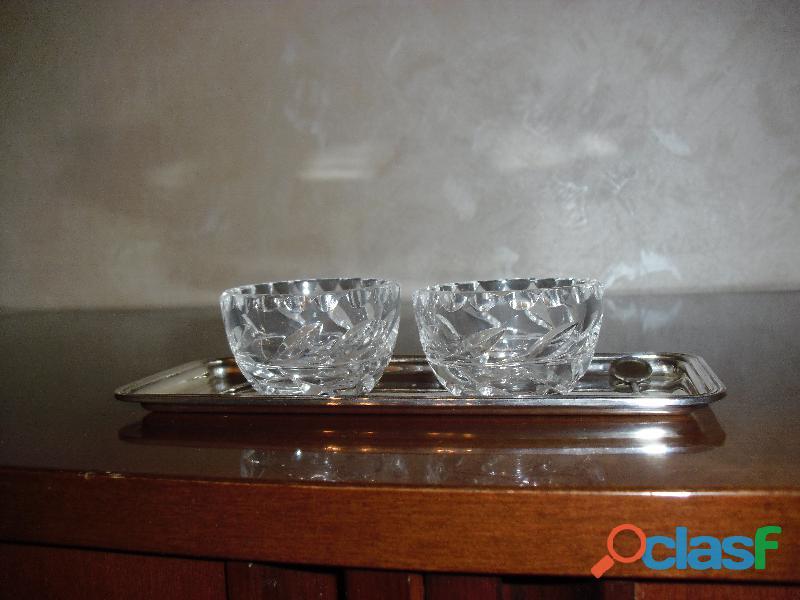 argento 800.vassoietto sale pepe
