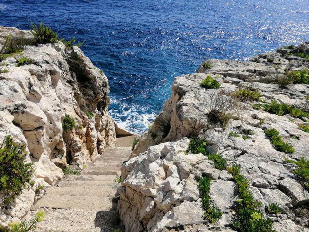 Plemmirio villa sul mare con discesa privata
