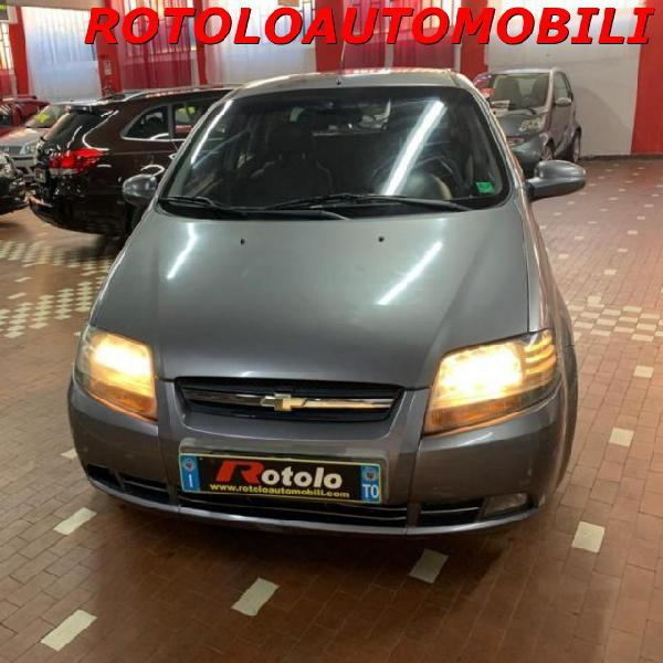 Chevrolet Kalos 1.2 5 porte SX GPL Eco Logic