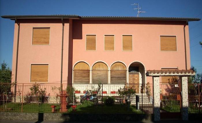 Villa singola a treviglio bg