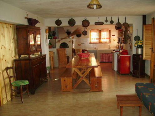 Appartamento in villa fronte isole eolie