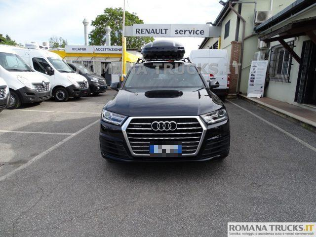 Audi Q7 3.0 TDI 272 CV quattro S line 7 posti GARANTITA