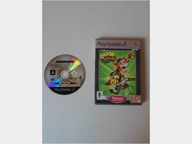 Crash twinsanity sony ps2 playstation 2 pal ita usato