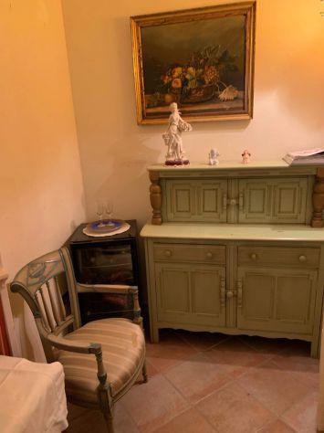 Camera matrimoniale panoramica e bagno riservato
