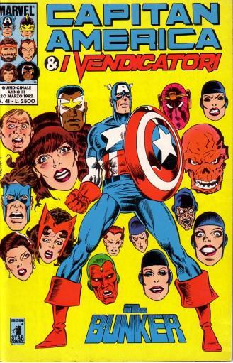 Capitan america (star comics)