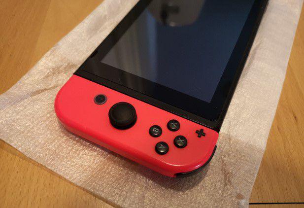 Console nintendo switch con accessori
