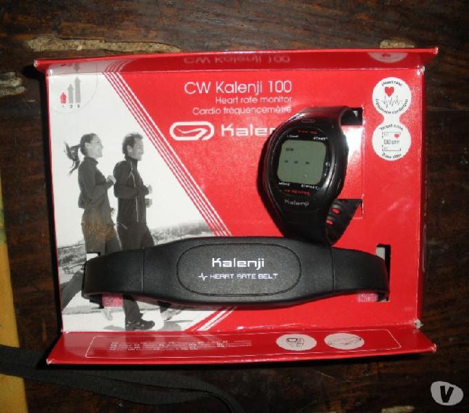 Cw-kalenji 100 heart rate monitor