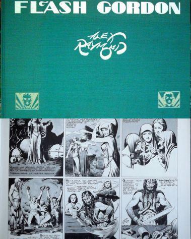 Flash gordon volume telato prima edizione garzanti