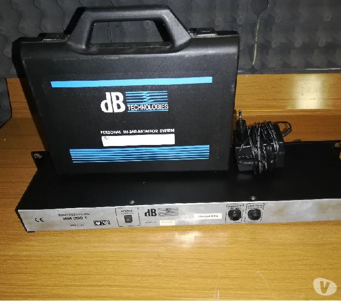 Hear monitor + korg ih + roland ve-jv1e + leggio + case