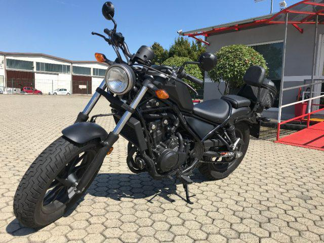 Honda Honda CMX 500 Rebel 04/2019 km