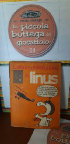 LINUS 1971 Figurina Adesiva Nuova  n° 07