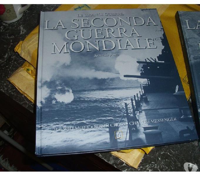 Libri della 2° guerra mondiale,