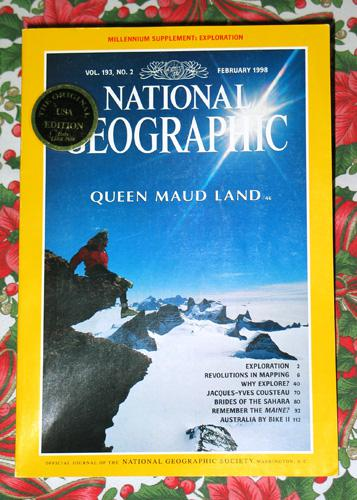 National geographic edizione americana
