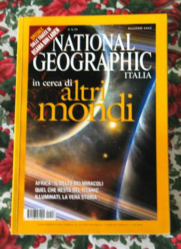 National geographic edizione italiana