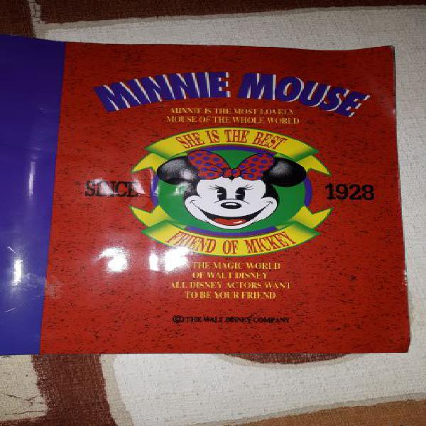 Quaderno minnie mouse vintage