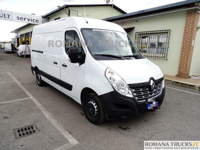 Renault master l2 h2 125cv passo medio pronta consegna