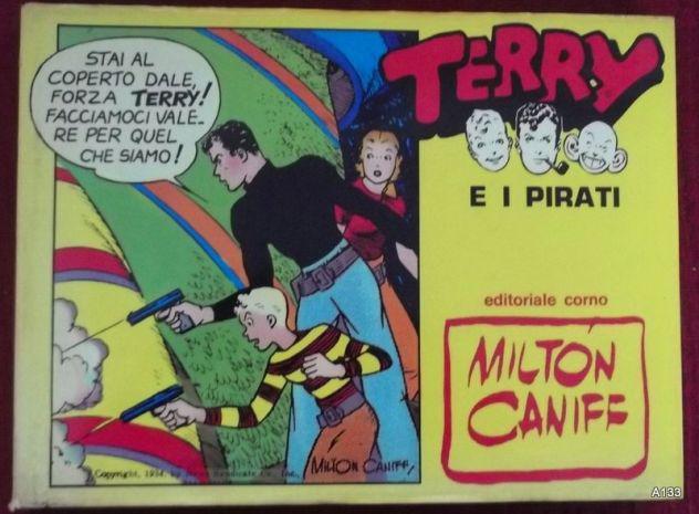 Terry e i pirati milton caniff ed.corno dicembre 1971