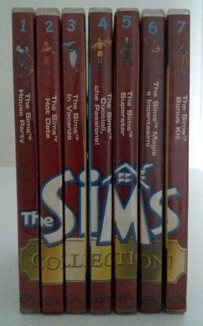 THE SIMS COLLECTION PER PC
