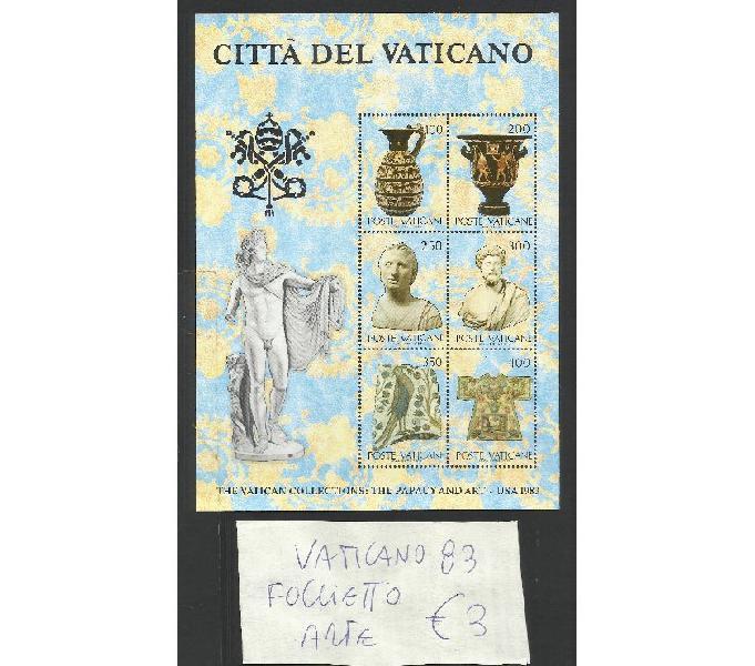 Vaticano 6 lotti