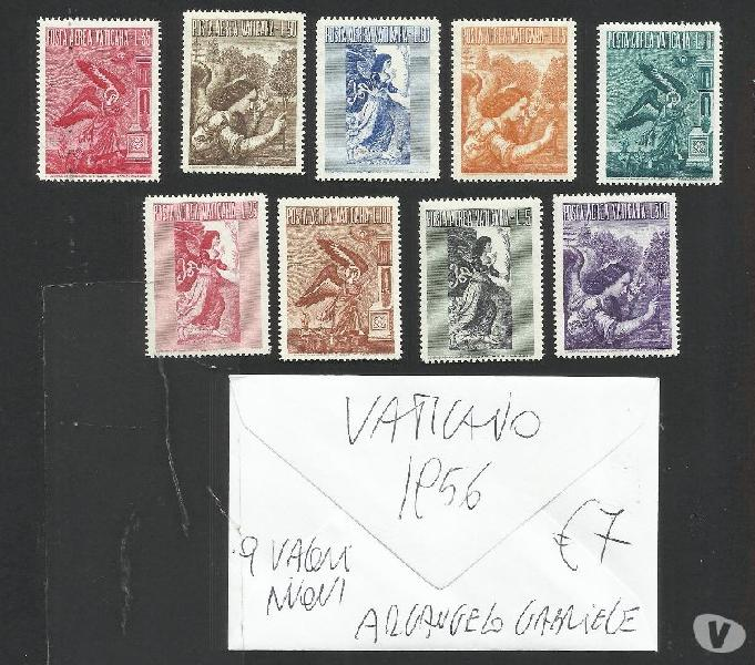 Vaticano posta aerea