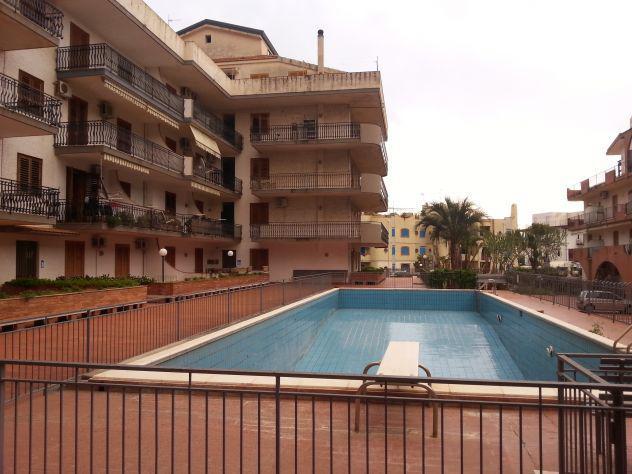 Bivano in residence con piscina