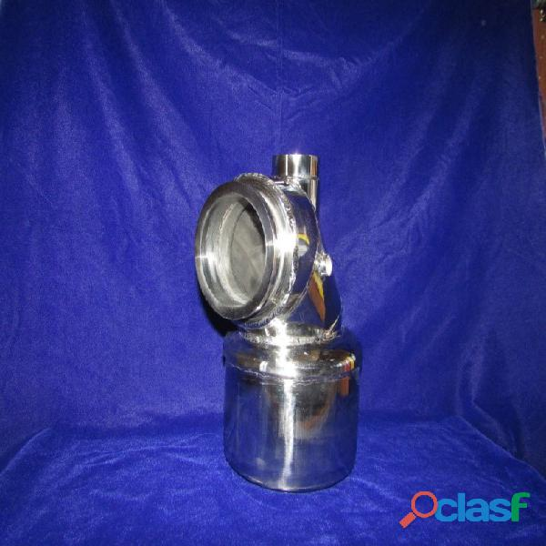 Riser in acciaio inox compatibile per motori: volvo penta