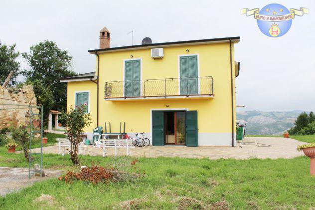 Ap-vallesenzana-casa singola con terreno agricolo