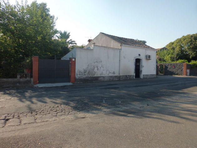 Aci sant'antonio (pressi circonvallazione), casa singola