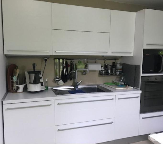 Arredamento cucina artec bianco frassino come nuovo