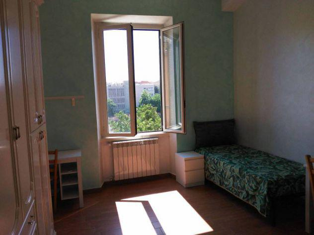 Camera singola/doppia via degli ausoni, roma