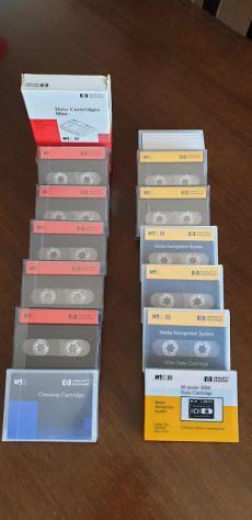 Cassette dds-dat 60m e 90m hp (hewlett-packard)